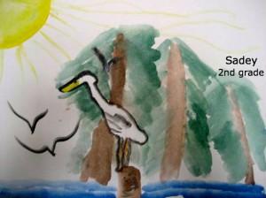 Sadey bird ws