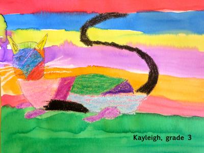 Kayleigh cat