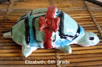 Elizabeth turtle