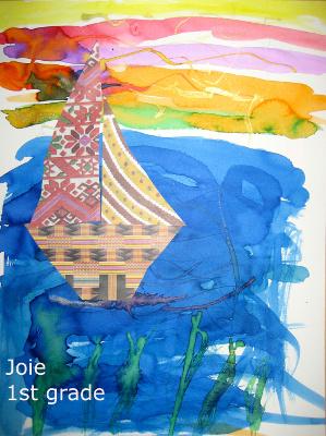 Joie Sailboat