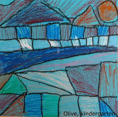 Olive kindergarten