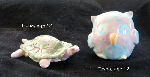 Turtle - Owl Fiona Tasha