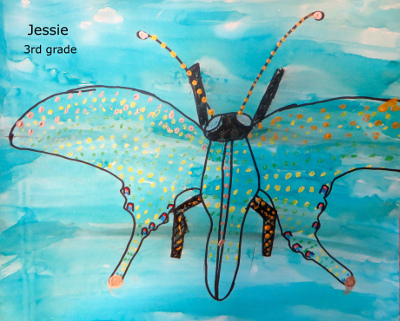 Jessie butterfly