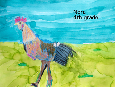 Nora Rooster 4ws
